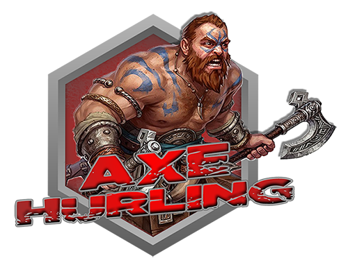 Axe Hurling Logo